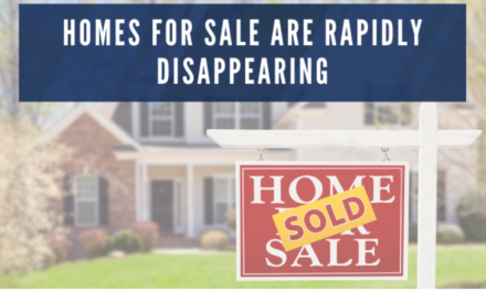 Homes for Sale Are Rapidly Disappearing ALL OVER LONG ISLAND