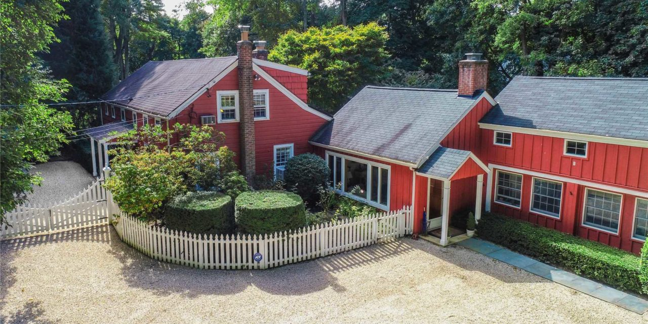 Another Home Listed in Oyster Bay Cove, Syosset Schools